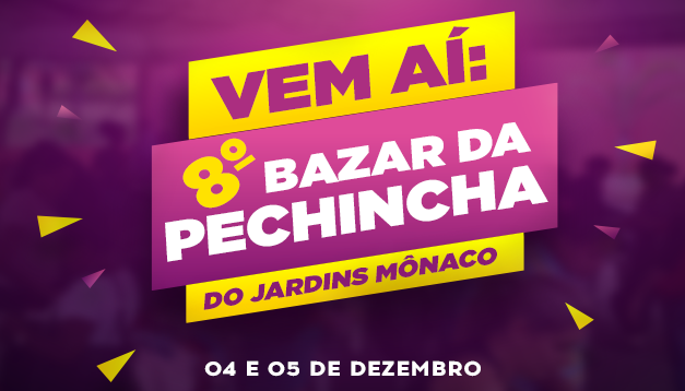 bazar da pechincha do jardins mônaco
